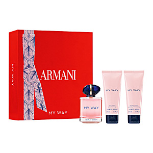 Giorgio Armani MY WAY COFFRET parfum
