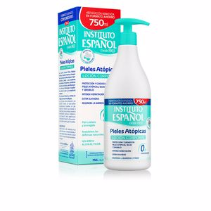 Body moisturiser PIEL ATÓPICA loción corporal Instituto Español