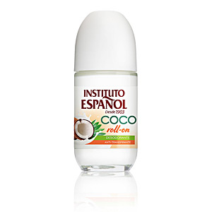 Deodorant COCO desodorante roll-on anti-transpirante Instituto Español