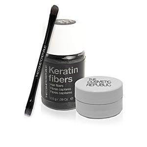 Maquiagem sobrancelha - Fixador de sobrancelha NATURAL BROWS kit The Cosmetic Republic