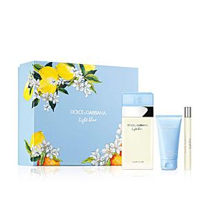 LIGHT BLUE POUR FEMME COFFRET Caixa de perfumes Dolce & Gabbana