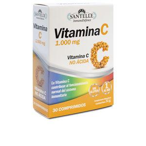 Vitamins INMUNODEFENCE vitamina C no ácida comprimidos Santelle