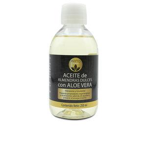 Body moisturiser ACEITE de almendras con aloe vera Phytofarma