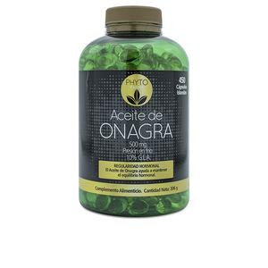 Omegas and fatty acids PERLAS aceite de onagra cápsulas blandas