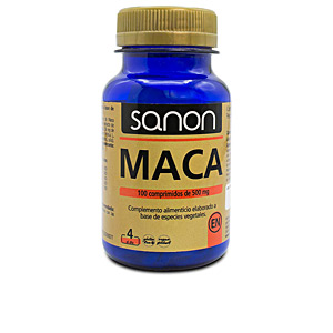 Otros suplementos SANON maca comprimidos Sanon