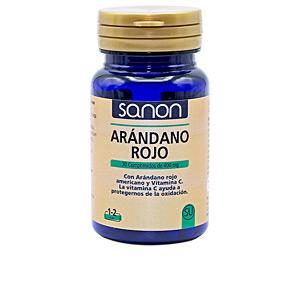 SANON arándano rojo americano y vitamina C 30 comprimidos de