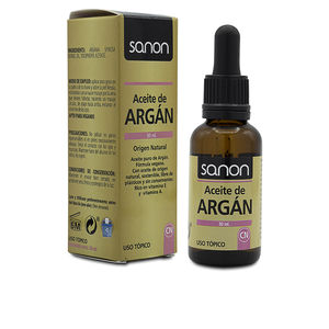 Anti aging cream & anti wrinkle treatment - Face moisturizer SANON aceite de argán Sanon