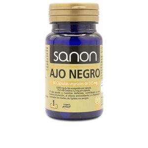 Otros suplementos SANON ajo negro cápsulas vegetales Sanon