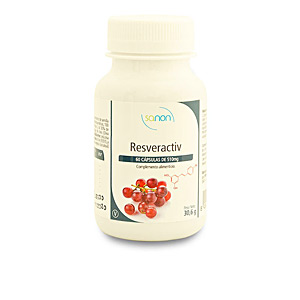 Otros suplementos SANON resveratrol cápsulas Sanon