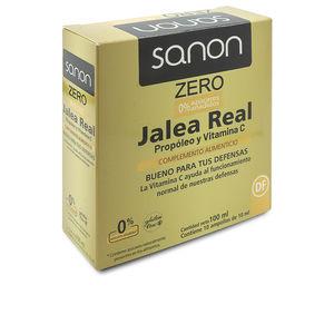 Vitamins SANON jalea real propóleo y vitamina C ZERO ampollas Sanon