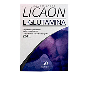 Otros aminoácidos SANON SPORT LICAON L-glutamina cápsulas Sanon