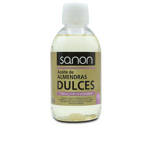 Body moisturiser SANON aceite de almendras dulces Sanon