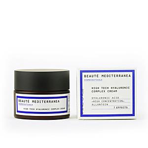 Face moisturizer - Anti aging cream & anti wrinkle treatment - Skin tightening & firming cream  HIGH TECH HYALURONIC complex cream Beauté Mediterranea