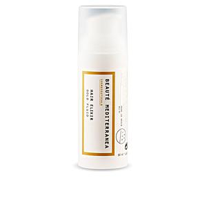 Shiny hair  treatment - Keratin treatment ELEXIR caplillaire - doré Beauté Mediterranea