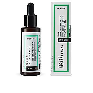 Face moisturizer HEMP LINE facial serum Beauté Mediterranea