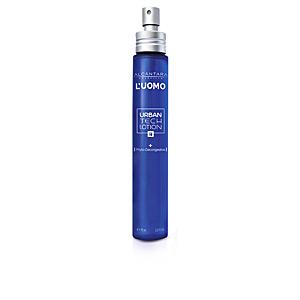 Ampollas para el pelo - Tratamiento hidratante pelo L´UOMO URBANTECH lotion Alcantara