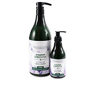 Anti hair fall shampoo - Purifying shampoo TRAYBELL ESSENTIA champu vitaliss Alcantara