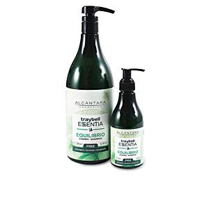 Purifying shampoo TRAYBELL ESSENTIA champu equilibrio Alcantara
