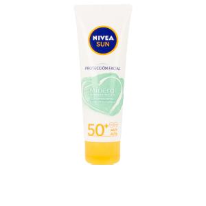 Facial SUN FACIAL MINERAL protección UV SPF50+ Nivea
