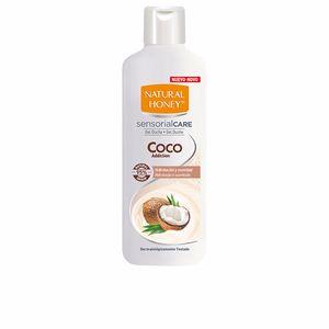 Shower gel COCO ADDICTION gel de ducha Natural Honey