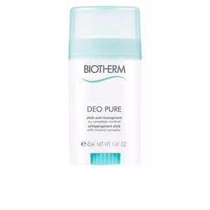 Deodorant DEO PURE antiperspirant stick Biotherm