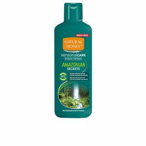 Shower gel AMAZONIAN SECRETS gel de ducha Natural Honey