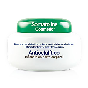 Cellulite cream & treatments ANTICELULITICO BARRO máscara corporal Somatoline