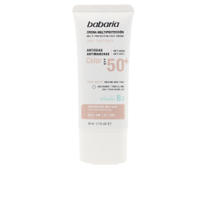 SOLAR MULTIPROTECCION crema antimanchas color SPF50+ 50 ml