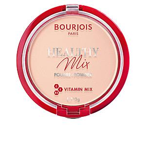 Compact powder HEALTHY MIX powder anti-fatigue Bourjois