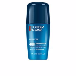 Deodorant HOMME DAY CONTROL 48h non-stop antiperspirant roll-on Biotherm