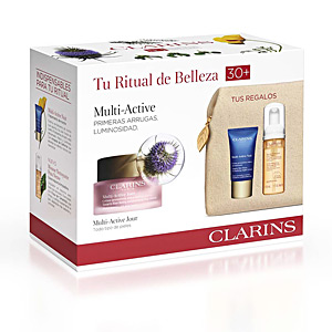 Hautpflege-Set MULTI-ACTIVE JOUR SET Clarins