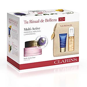 Skincare set MULTI-ACTIVE JOUR SET Clarins