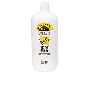 Hidratante corporal - Tratamientos y cremas manos VANILLA hand and body moisturiser Alyssa Ashley