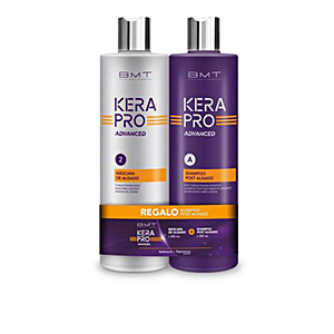 Hair gift set KERAPRO ADVANCED TRATAMIENTO ALISASO SET Bmt Kerapro