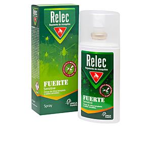 Repelentes RELEC fuerte sensitive spray Relec