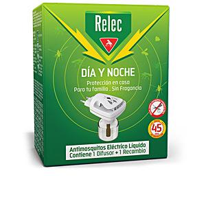 Insecticides  RELEC dispositivo día y noche difusor + recambio Relec