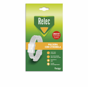 Repellents RELEC PULSERA ANTIMOSQUITOS adulto negra Relec