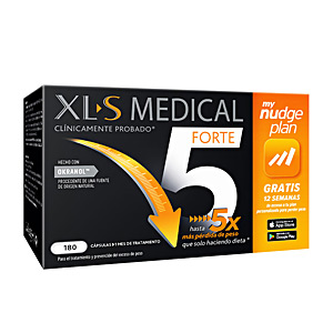 Bloqueador de grasas XLS MEDICAL FORTE 5x nudge comprimidos