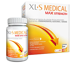 Bloqueurs de graisses XLS MEDICAL MAX STRENGTH comprimidos Xls