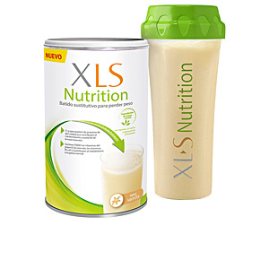 Mass gainer XLS NUTRITION vainilla+shaker Xls