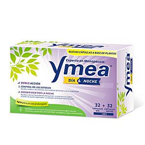 Otros suplementos YMEA DÍA Y NOCHE  new formula cápsulas Ymea