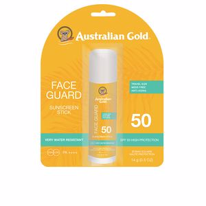 Gesichtsschutz FACE GUARD SPF50 sunscreen stick SPF50 Australian Gold