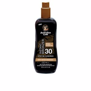 SUNSCREEN SPF30 spray gel with instant bronzer 100 ml