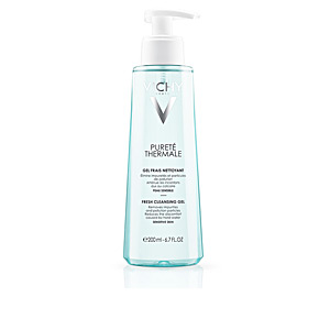 Facial cleanser PURETÉ THERMALE gel frais nettoyant Vichy Laboratoires