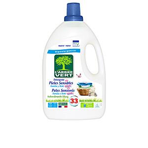 Reinigungsmittel L´ARBRE VERT detergente ropa líquido piel sensible L'Arbre Vert