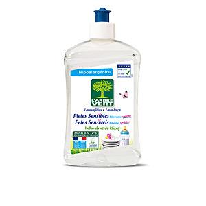 Dishwasher detergent L´ARBRE VERT lavavajillas pieles sensibles L'Arbre Vert