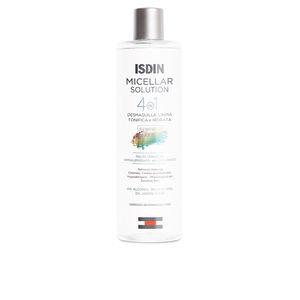Micellar water MICELLAR SOLUTION agua micelar limpieza facial Isdin