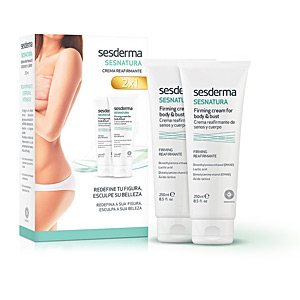 Breast cream & treatments - Neck cream & treatments - Body firming  SESNATURA crema reafirmante DUPLO Sesderma