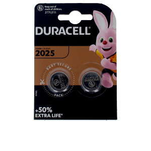Batteries DURACELL BOTON LITIO 3V 2025 DL/CR2025 pilas Duracell