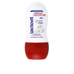Deodorant LACTO-UREA deo roll-on reparador Lactovit